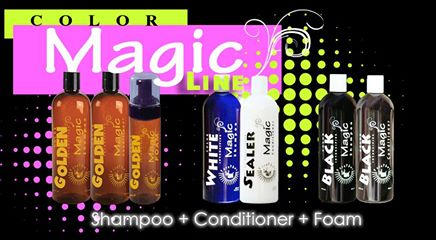 Pure Paws Color Magic Line