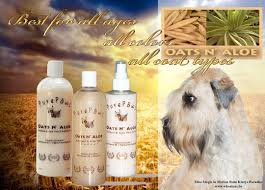 Pure Paws Oats & Aloe Line