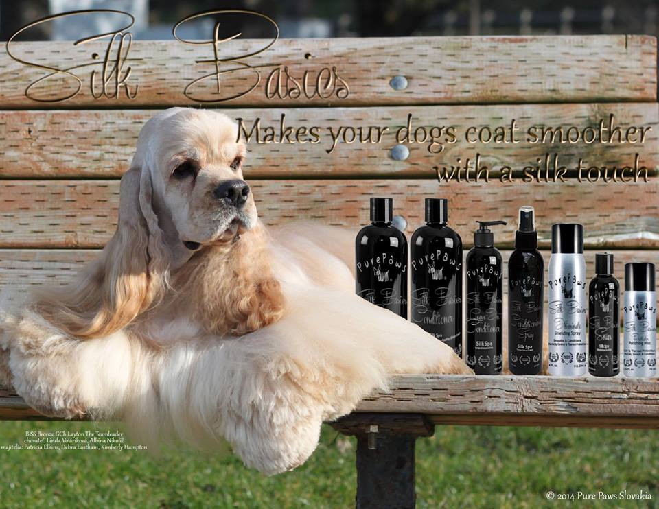 Pure Paws Silk Basics Line