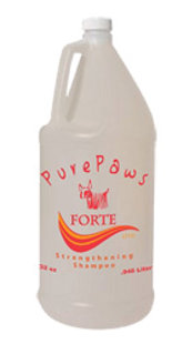 Pure Paws Forte Shampoo 1/2 Gallon