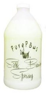 Pure Paws Silk Basics Conditioning Spray 1/2 Gallon