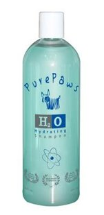 Pure Paws H2O Hydrating Shampoo, 473 ml - is perfect for extreme hydration