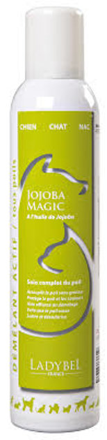 Ladybel Jojoba Magic, 300 ml - detangling and hydrating coat care aerosol spray