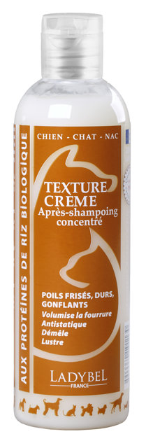 Ladybel Texture Creme, 200ml - volumizing and structuring conditioner