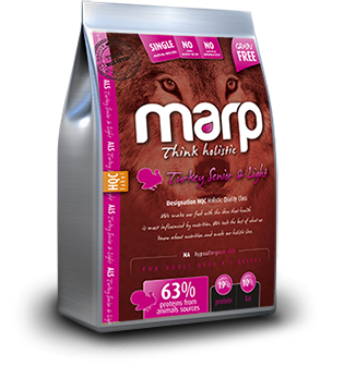Marp Think Holistic Turkey Senior & Light -18 kg