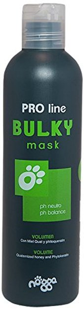 Nogga Bulky Mask, 250 ml - Gives extra high volume while moisturizes