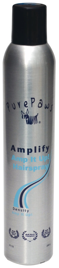 Pure Paws Amp It Up Hairspray, 280 ml