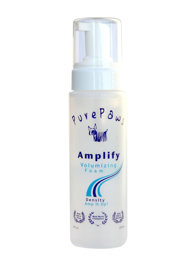 Pure Paws Amplify Foam, 237 ml -
