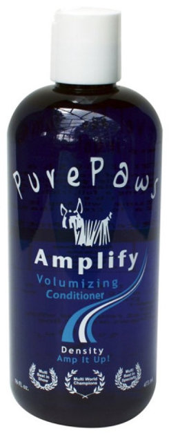 Pure Paws Amplify Conditioner, 473ml - moisturizing conditioner for coats that need volume