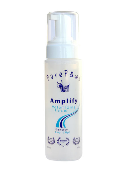 Pure Paws Amplify Foam, 237 ml