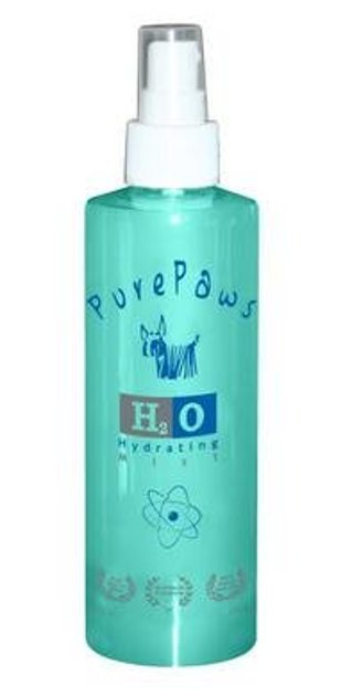 Pure Paws H2O Hydrating Mist, 237ml - spray for daily maintenance of coat moisture