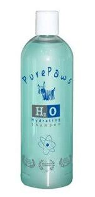 Pure Paws H2O Hydrating Shampoo, 473 ml - perfect for extreme hydration