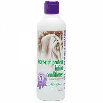 #1 All Systems Super Rich Protein Lotion Conditioner, 250 ml - removes static electricity, repels dirt, improves color