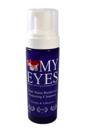 Pure Paws Love My Eyes Tear Stain Remover Foaming Cleaner - 1.SOLIS - attīrošas putas - 207ml