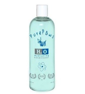 Pure Paws H2O Hydrating Conditioner - kondicionieris dziļai mitrināšanai - 473ml