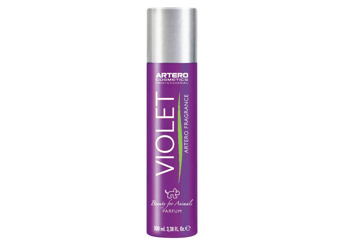 Artero Fragrance Violet Perfume, 90 ml - smaržas ar spilgtiem un dinamiskiem ziedu toņiem