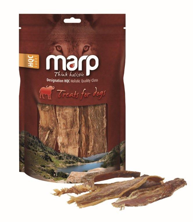 Marp Treats Buffalo Jerky - bifeļa barības vads, 100g