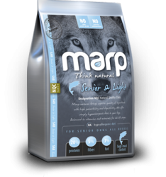 Marp Think Natural Senior and Light - Рыба, 18 kg