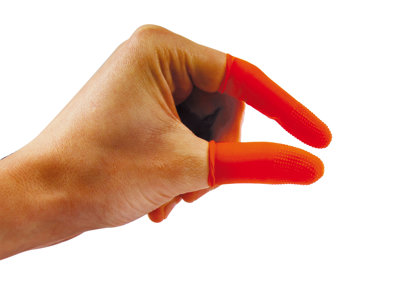 Show Tech Grippy Fingers Large, 25 gb