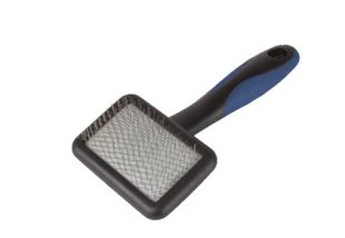 Show Tech Universal Soft Slicker Brush For Dogs TINY - ļoti maza