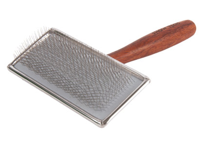Show Tech Extra Life Slicker Medium Rosewood Brush - Vidēja