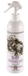 #1 All Systems 3D Volumizing Spray, 355 ml - piešķir apjomu un biezumu spalvai