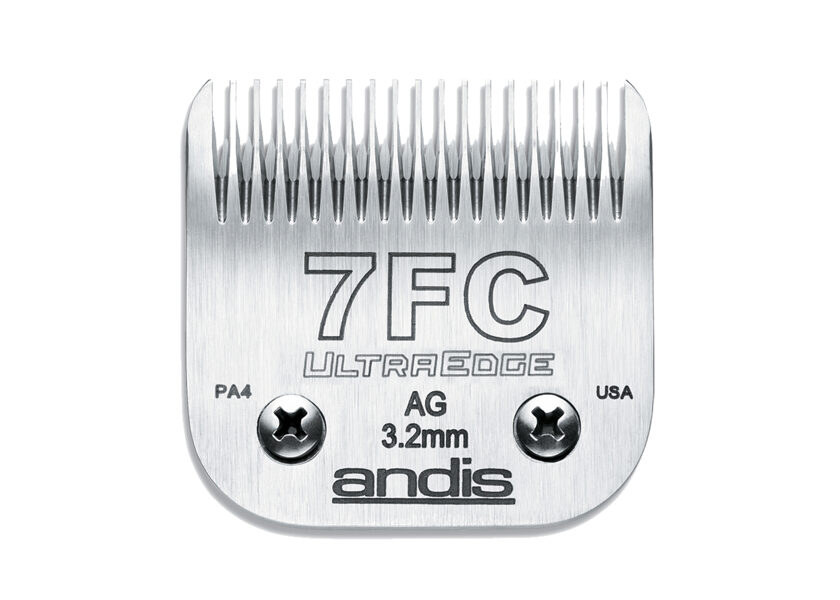 Andis Blade UltraEdge #7FC - 3,2 mm