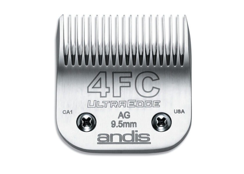 Andis Blade UltraEdge #4FC - 9,5 mm