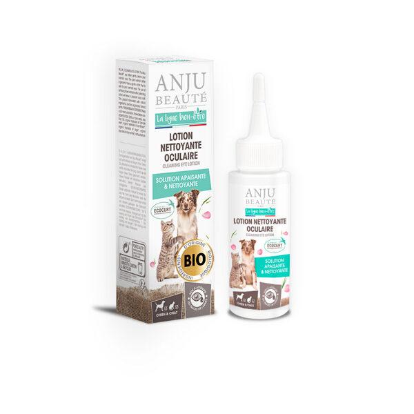 Anju Beaute Cleaning Eye Lotion, 70 ml - losjons acīm kaķiem un suņiem