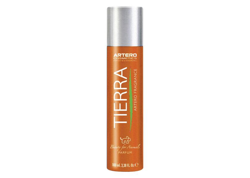 Artero Fragrance Tierra Perfume, 90 ml - jauktu koka esenču un muskusa notu aromāts