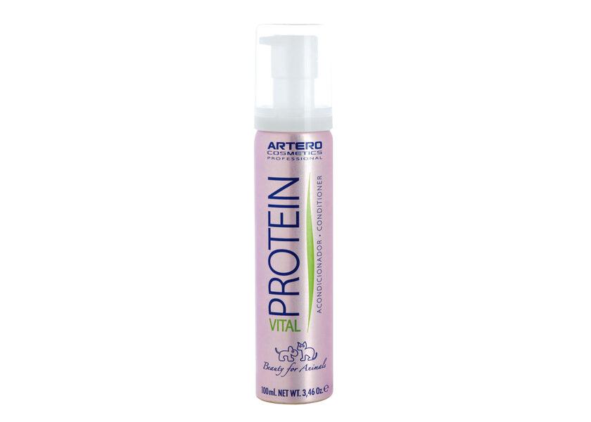 Artero Protein Vital Conditioner, 100 ml -atjauno visu veidu kažoku maigumu un spīdumu