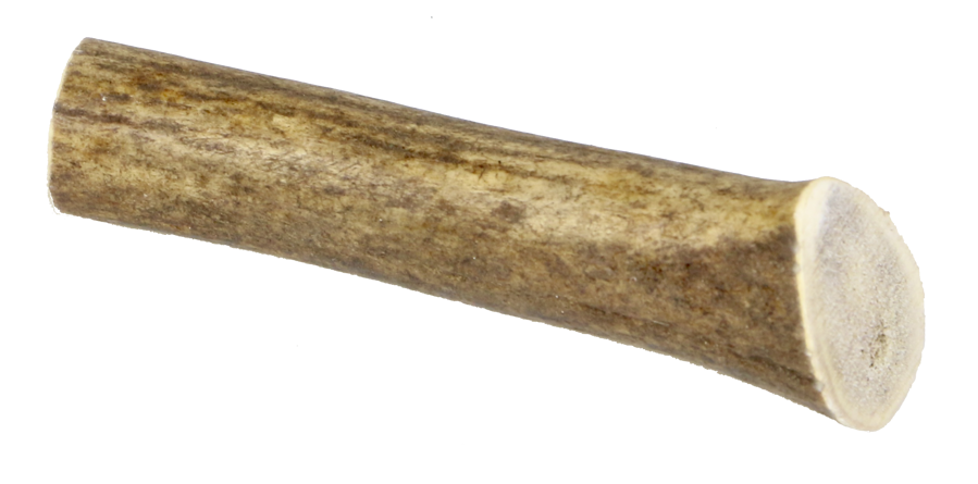 Dabīgs brieža rags suņiem S, 50-80g