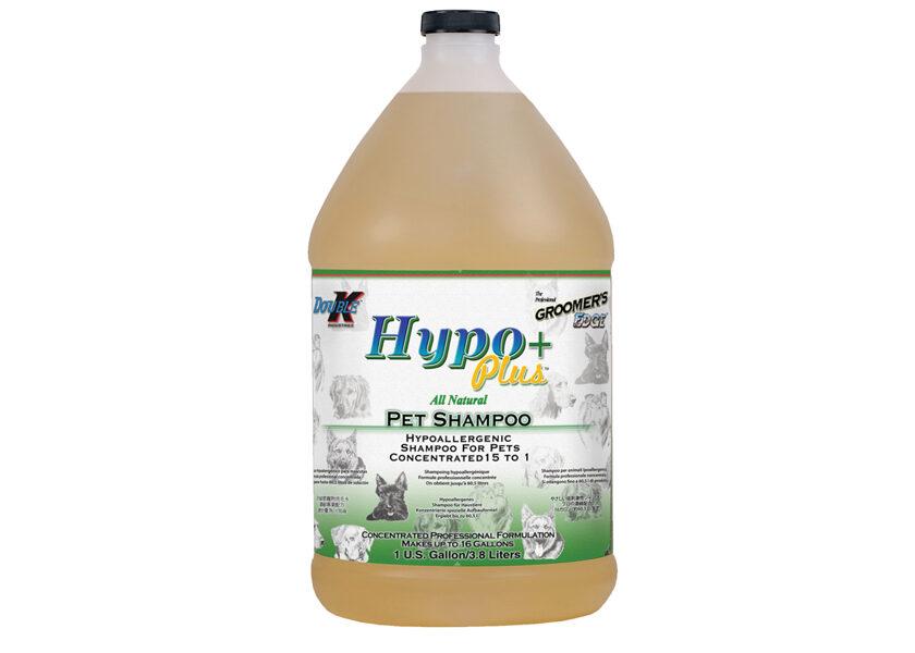 Double K Hypo+ PLUS Shampoo, 3,8 L - hipoalerģisks šampūns