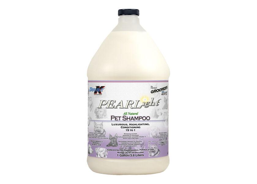 Double K Pearlight Shampoo, 3,8 L - dziļa tīrīšana, kondicionēšana, krāsas izcelšanai