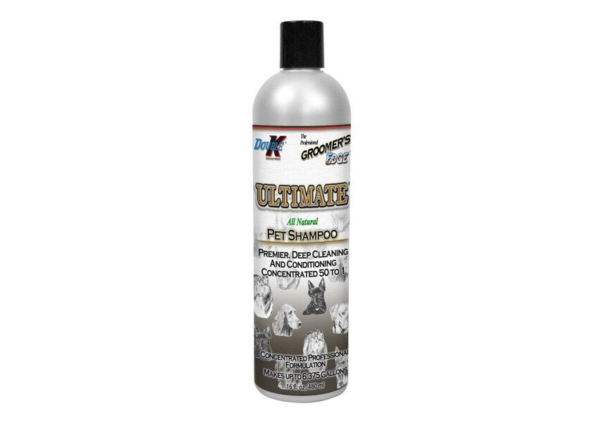 Double K Ultimate Shampoo, 473 ml  - dziļi attīrošs un mitrinošs šampūns