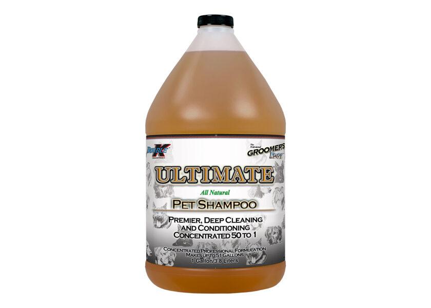 Double K Ultimate Shampoo, 3,8 L  - dziļi attīrošs un mitrinošs šampūns