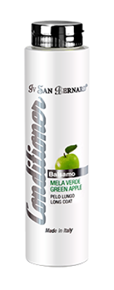 Iv San Bernard Traditional Plus Green Apple Conditioner, 300 ml - bezsulfātu kondicionieris garai spalvai