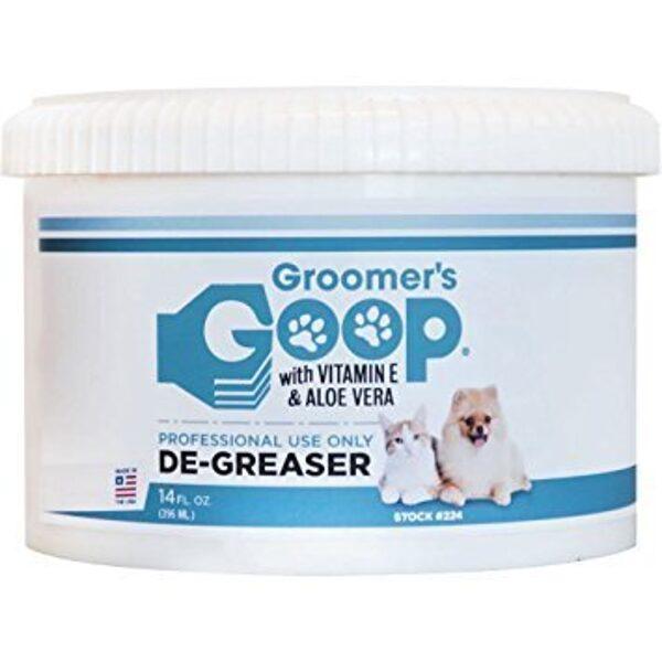 Groomer`s Goop Paste, 423g - pasta visgrūtāko piesārņojumu noņemšanai.
