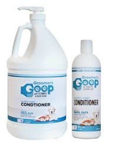 Groomer`s Goop Glossy Coat Pet Conditioner, 3800 ml - kondicionieris visiem spalvas tipiem