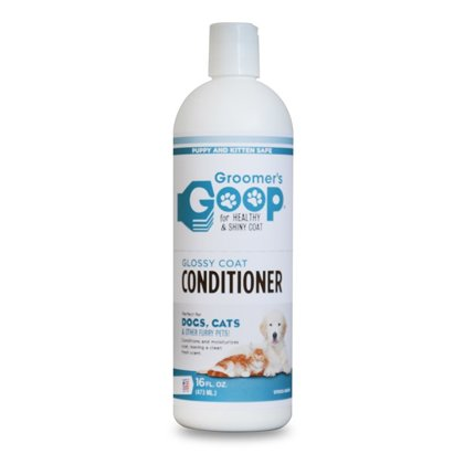 Groomer`s Goop Glossy Coat Pet Conditioner, 473 ml - kondicionieris visiem spalvas tipiem