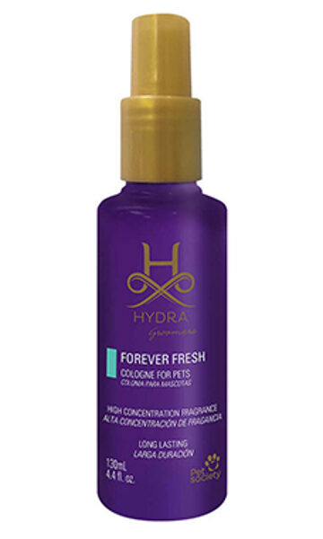Hydra Groomers Forever FRESH Cologne for Pets, 130 ml