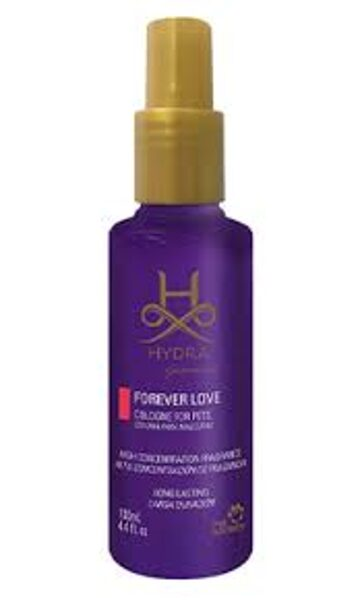Hydra Groomers Forever LOVE Cologne for Pets, 130 ml