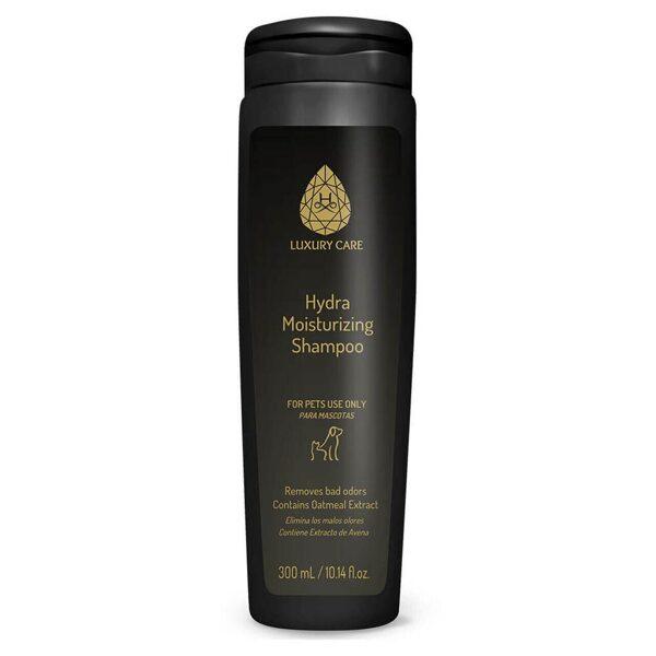 Hydra Luxury Care Moisturizing Shampoo, 300 ml - mitrinošs šampūns, piešķir mirdzumu