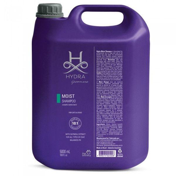 Hydra Groomers Moisturizing Shampoo Gallon, 5000 ml - PROFESIONĀĻIEM, mitrinošs šampūns visiem mēteļiem visiem kaķiem un suņiem