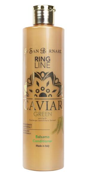 Iv San Bernard Caviar Green Conditioner, 300 ml - mitrina spalvu, atjauno stiprumu un vitalitāti, atjauno spalvas veselību