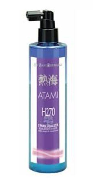 Iv San Bernard H270 2-Phase Equalizer, 100 ml - divfāžu sprejs, atvieglo ķemmēšanu un savēlumu atšķetināšanu, uzlabo spalvas un ādas stāvokli, atjauno un stiprina