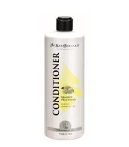Iv San Bernard Lemon Conditioner, 500 ml - mīkstina un palīdz novērst blaugznas, īsspalvainajiem mājdzīvniekiem