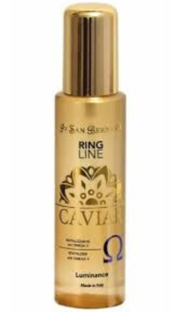 Iv San Bernard Luminance, 100 ml - придает блеск, но не утяжеляет волос