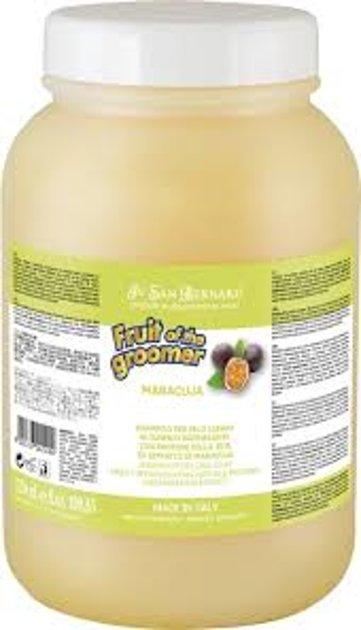 Iv San Bernard Maracuja Shampoo, 3250 ml - восстанавливающий протеиныый шампунь для длинной шерсти