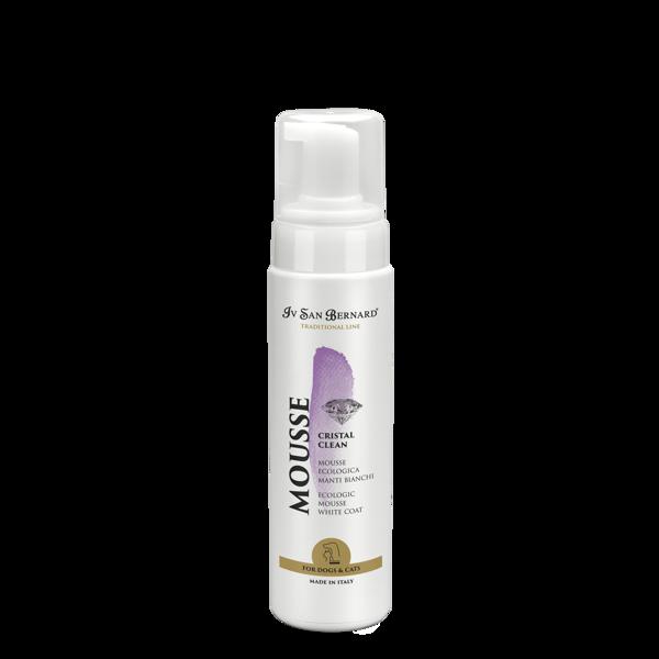 Iv San Bernard Mousse Cristal Clean, 250 ml - anti dzeltenošas putas